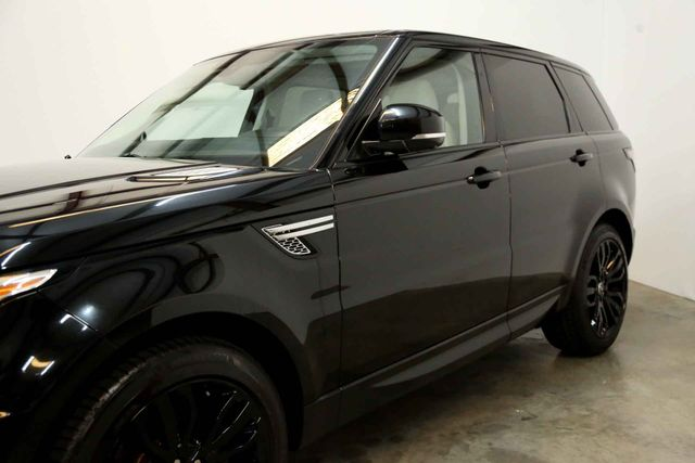2014 Land Rover Range Rover Sport HSE Houston, Texas 6