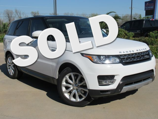 2014 Land Rover Range Rover Sport HSE | Houston, TX | American Auto Centers in Houston TX