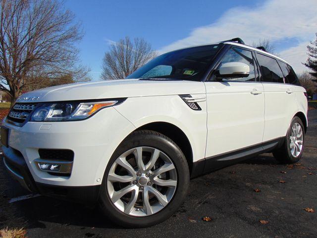 2014 Land Rover Range Rover Sport HSE SPORT/LUXURY PKG