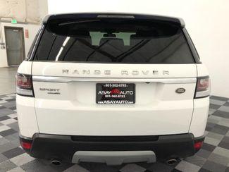 2014 Land Rover Range Rover Sport HSE LINDON, UT 4
