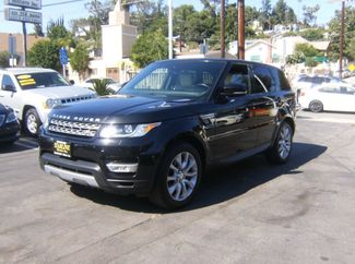 2014 Land Rover Range Rover Sport Supercharged Los Angeles, CA