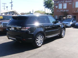 2014 Land Rover Range Rover Sport Supercharged Los Angeles, CA 5