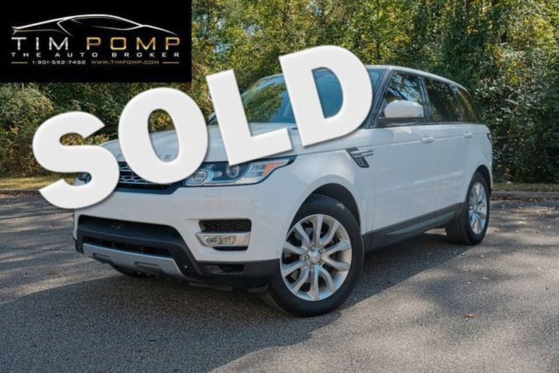 2014 Land Rover Range Rover Sport HSE | Memphis, Tennessee | Tim Pomp - The Auto Broker in Memphis Tennessee