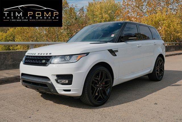 2014 Land Rover Range Rover Sport Autobiography