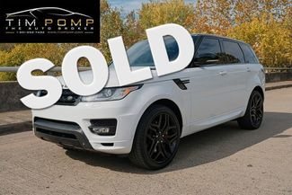 2014 Land Rover Range Rover Sport Autobiography | Memphis, Tennessee | Tim Pomp - The Auto Broker in  Tennessee