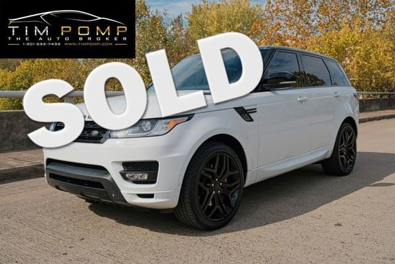 2014 Land Rover Range Rover Sport Autobiography | Memphis, Tennessee | Tim Pomp - The Auto Broker in Memphis Tennessee