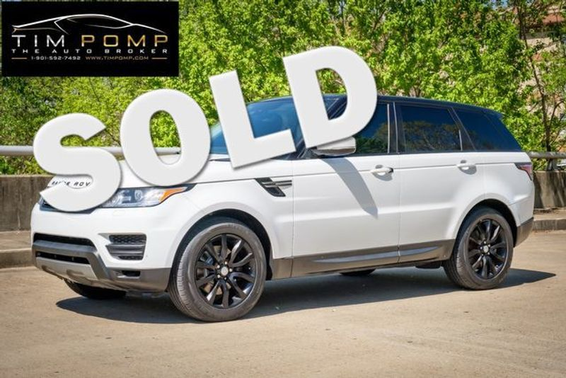 2014 Land Rover Range Rover Sport HSE   Memphis, Tennessee   Tim Pomp - The Auto Broker in Memphis Tennessee