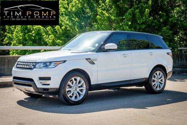 2014 Land Rover Range Rover Sport HSE1 OWNER CLEAN CARFAX PANO ROOF