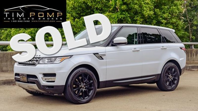 2014 Land Rover Range Rover Sport Supercharged | Memphis, Tennessee | Tim Pomp - The Auto Broker in Memphis Tennessee