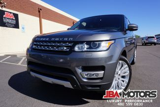 2014 Land Rover Range Rover Sport HSE Supercharged Vision Comfort Meridian 21