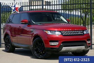 2014 Land Rover Range Rover Sport HSE Clean Carfax One Owner in Plano Texas, 75093