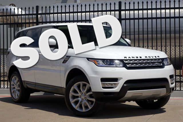 2014 Land Rover Range Rover Sport HSE * Climate & Visibility Pack * 20's * PANO ROOF Plano, Texas
