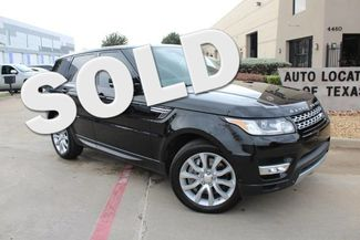 2014 Land Rover Range Rover Sport Supercharged   Plano, TX   Consign My Vehicle in  TX