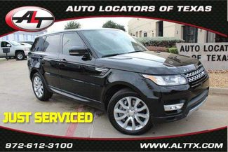 2014 Land Rover Range Rover Sport Supercharged in Plano, TX 75093