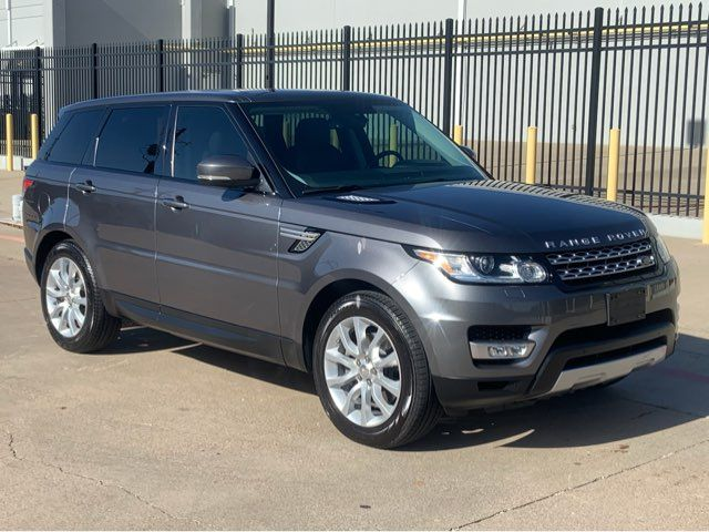 2014 Land Rover Range Rover Sport HSE * 1-Owner * Climate & Visibility Packs * 20s *
