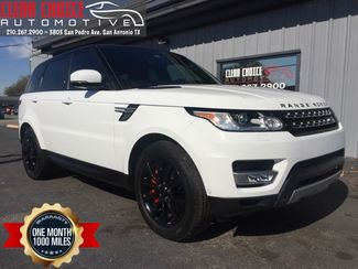 2014 Land Rover Range Rover Sport Supercharged in San Antonio, TX 78212