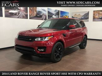 2014 Land Rover Range Rover Sport HSE in San Diego, CA 92126