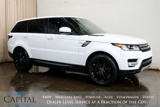 2014 Land Rover Range Rover Sport Supercharged V8 4x4 w/Nav, in Eau Claire, Wisconsin