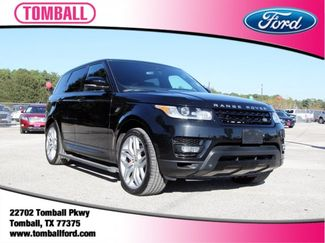 2014 Land Rover Range Rover Sport Autobiography in Tomball, TX 77375