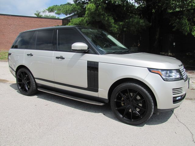 2014 Land Rover Range Rover HSE Supercharged St. Louis, Missouri 0