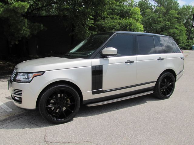 2014 Land Rover Range Rover HSE Supercharged St. Louis, Missouri 2