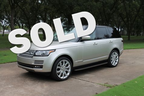 2014 Land Rover Range Rover V8 Supercharged  in Marion, Arkansas