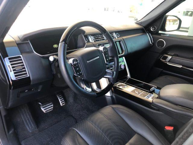 2014 Landrover RANG R SC 5.0L V8 Supercharged LINDON, UT 14