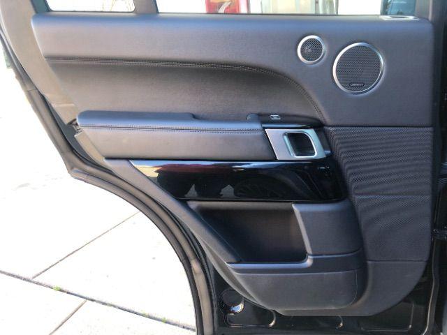 2014 Landrover RANG R SC 5.0L V8 Supercharged LINDON, UT 23
