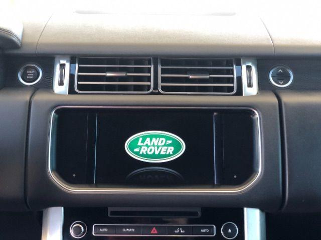 2014 Landrover RANG R SC 5.0L V8 Supercharged LINDON, UT 38