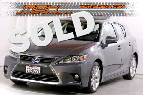 2014 Lexus CT 200h Hybrid - Only 53K miles - Sunroof in Los Angeles