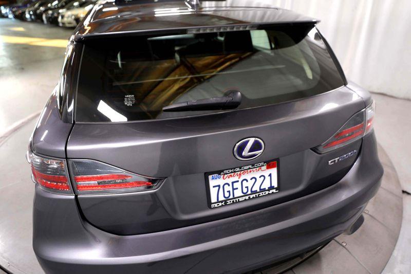 2014 Lexus CT 200h Hybrid - Only 53K miles - Sunroof  city California  MDK International  in Los Angeles, California