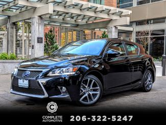2014 Lexus CT 200h Hybrid Only 27,000 Miles Local 1