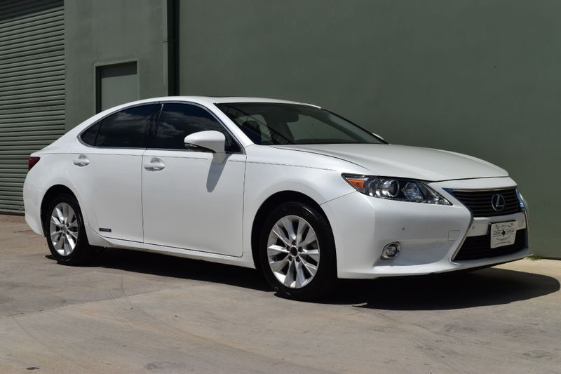 High Quality 2014 Lexus ES 300h Hybrid | Arlington, TX | Lone Star Auto Brokers, LLC