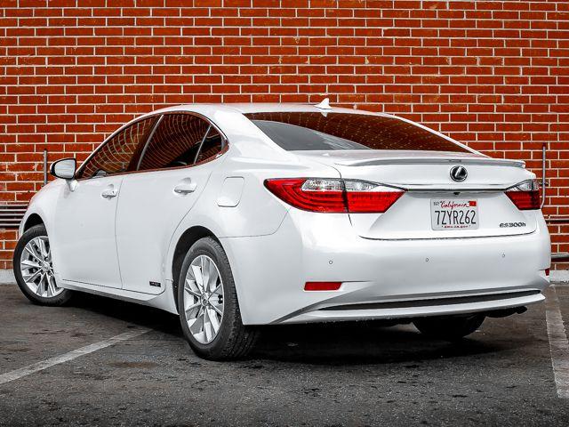 2014 Lexus ES 300h Hybrid Burbank, CA 6