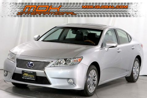 2014 Lexus ES 300h Hybrid - Ultra Luxury Pkg - Only 25K miles in Los Angeles