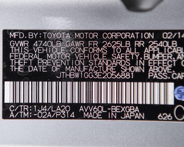 2014 Lexus ES 300h Hybrid Burbank, CA 33
