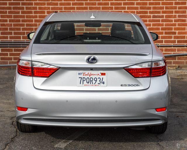 2014 Lexus ES 300h Hybrid Burbank, CA 4