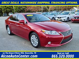 2014 Lexus ES 300h Hybrid Premium Heated/AC Seats/ Sunroof/Navigation in Louisville, TN 37777