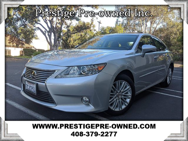2014 Lexus ES 350 (*NAVIGATION & BACK-UP CAM & HEAT/COOLED SEATS*)