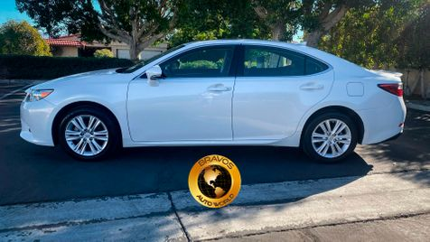 2014 Lexus ES 350 6 spd in cathedral city