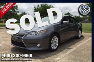 2014 Lexus ES 350 Luxury Package in Rowlett