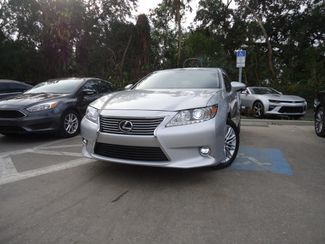 2014 Lexus ES 350 LUXURY. NAVIGATION. AIR COOLED-HTD SEATS SEFFNER, Florida 6