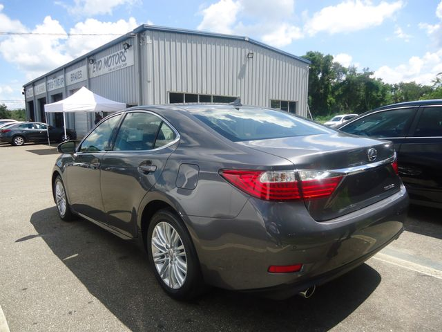 2014 Lexus ES 350 LUXURY. NAVIGATION. AIR COOLED-HTD SEATS SEFFNER, Florida 14