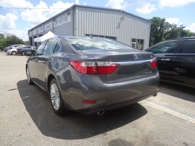 2014 Lexus ES 350 LUXURY. NAVIGATION. AIR COOLED-HTD SEATS SEFFNER, Florida 15