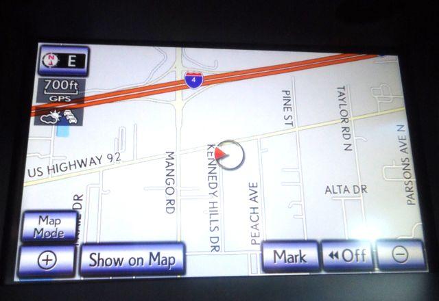 2014 Lexus ES 350 LUXURY. NAVIGATION. AIR COOLED-HTD SEATS SEFFNER, Florida 2