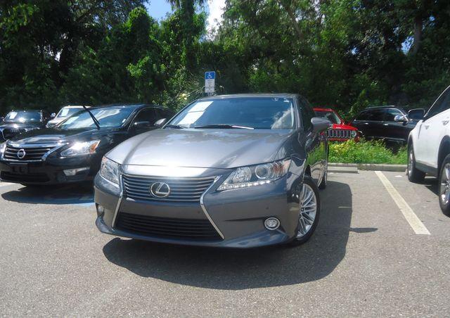 2014 Lexus ES 350 LUXURY. NAVIGATION. AIR COOLED-HTD SEATS SEFFNER, Florida 8