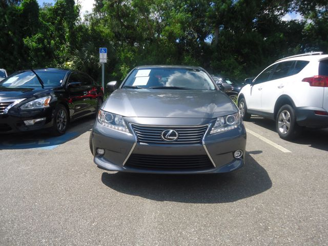 2014 Lexus ES 350 LUXURY. NAVIGATION. AIR COOLED-HTD SEATS SEFFNER, Florida 10