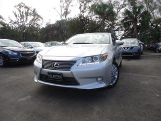 2014 Lexus ES 350 LUXURY NAVIGATION. AIR COOLED AND HTD SEATS. SEFFNER, Florida