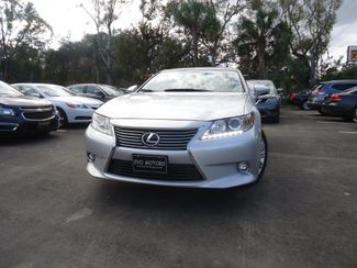 2014 Lexus ES 350 LUXURY NAVIGATION. AIR COOLED AND HTD SEATS. SEFFNER, Florida 7