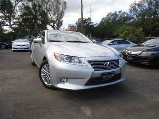 2014 Lexus ES 350 LUXURY NAVIGATION. AIR COOLED AND HTD SEATS. SEFFNER, Florida 8